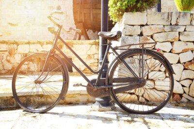 Fototapeta vélo ročník décoratif