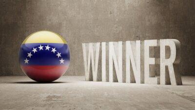 Venezuela. Vítěz Concept.