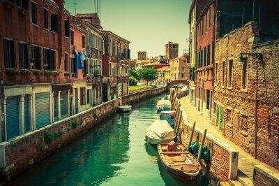 Fototapeta Venice Canal Place