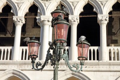 Fototapeta Venice Veneto Itálie Dóžecí palác