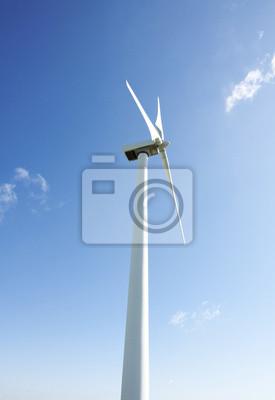 Fototapeta Větrná turbína