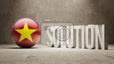 Vietnam. Solution Concept.