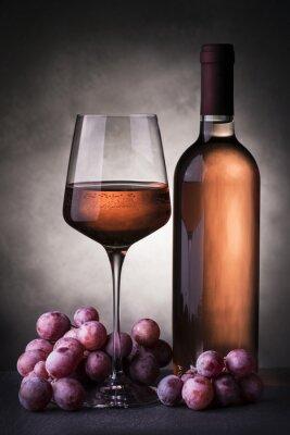 Fototapeta vino Rosato
