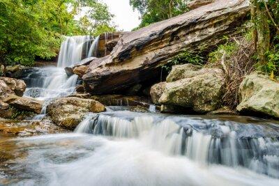 Fototapeta vodopád krajiny