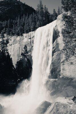 Fototapeta vodopády