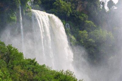 Fototapeta Vodopády v Itálii