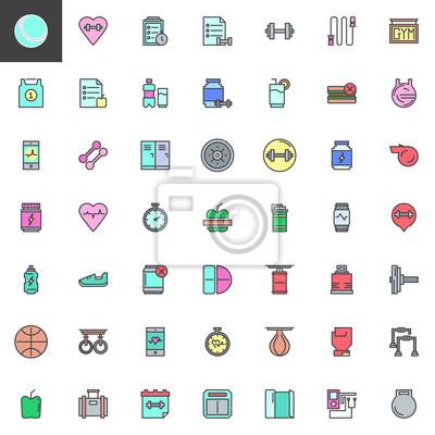 symboly vybavení seznamka pro americké dámy