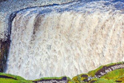 Fototapeta Výkonný vodopád Dettifoss