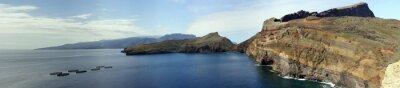 Fototapeta Výlet na Ponta de Lourenco poloostrově