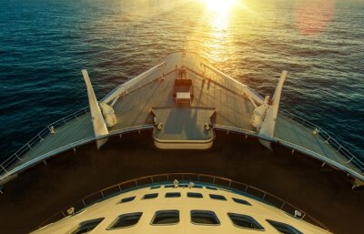 Fototapeta Výletní loď Ocean Crossing