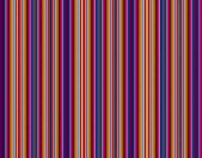 Fototapeta Абстрактный разноцветный фон с полосами.