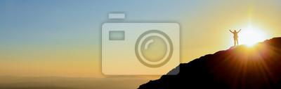 Fototapeta Güneşe Dokunmak