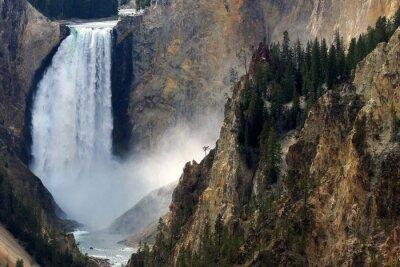 Fototapeta Yellowstone případ