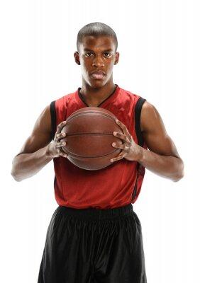 Fototapeta Yoaung Basketbalový hráč