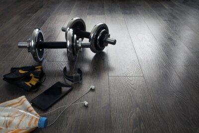 Fototapeta Zařízení pro fitness