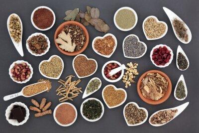 Fototapeta Zdravá výživa pro ženy
