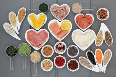 Fototapeta Zdravotní a dietní výživa