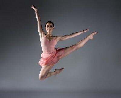 Fototapeta Žena baletkou