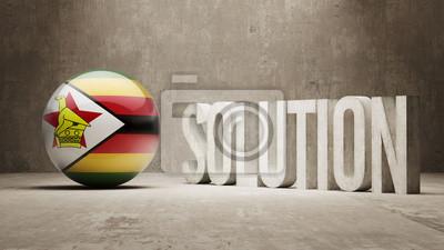 Zimbabwe. Solution Concept.