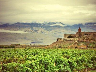 Fototapeta Život v Arménii