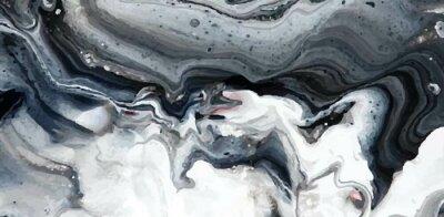 Nálepka Abstact mramorová struktura. Lze použít pro pozadí nebo tapety