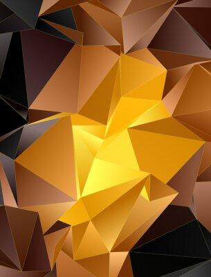 Nálepka Abstraktní barevné pozadí