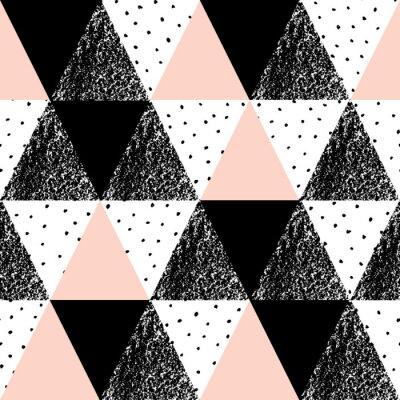 Nálepka Abstraktní geometrický vzor