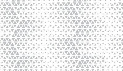 Nálepka Abstraktní geometrický vzor. Bezešvá vektorová pozadí. Bílé a šedé polotónování. Grafický moderní vzor. Jednoduchý mřížkový grafický design.