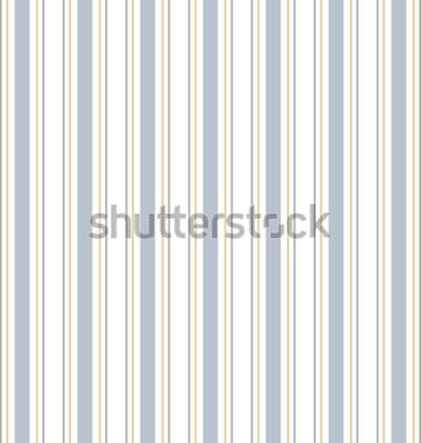 Nálepka Abstraktní vektorová pruhovaný vzor bezešvé s barevnými pruhy. Barevné pastelové pozadí