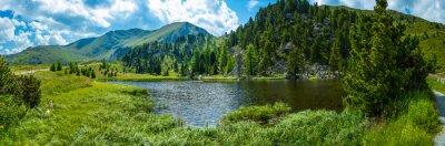 Nálepka Alpská krajina