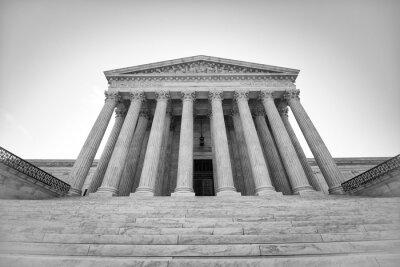 Nálepka Americký nejvyšší soud
