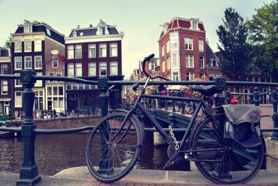 Nálepka Amsterodam, Nizozemsko