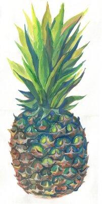Nálepka ananas