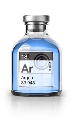 draslík-argon a argon-argon