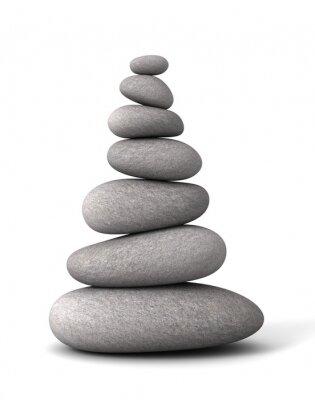 Nálepka balancing stones