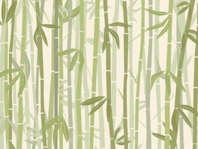 Nálepka Bamboo forest