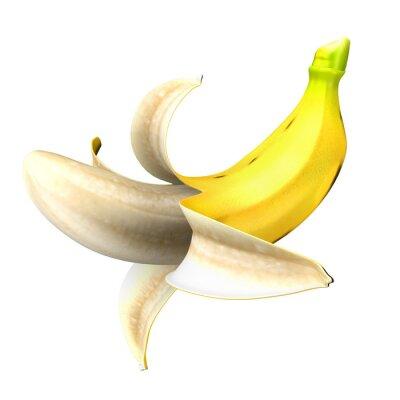 Nálepka Banán