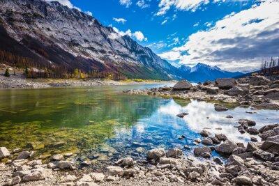 Nálepka Beneaped Medicine Lake na podzim