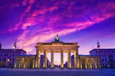 Nálepka Berlín
