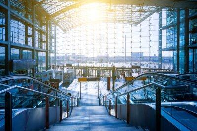 Nálepka Berlin Hauptbahnhof