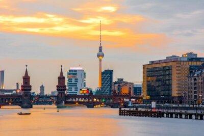 Nálepka Berlín, Německo