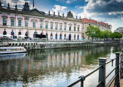 Nálepka Berlín Potsdam a jeho okolí.