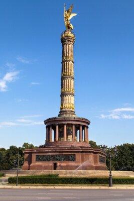 Nálepka Berlín Siegessäule