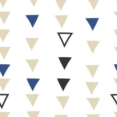 Nálepka bezešvé geometrický vzor
