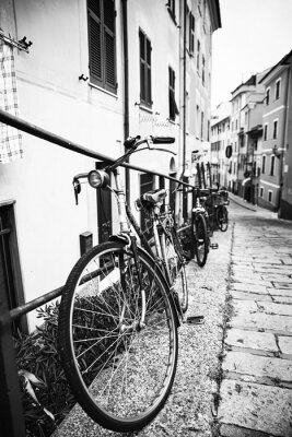Nálepka Biciclette nel Vicolo