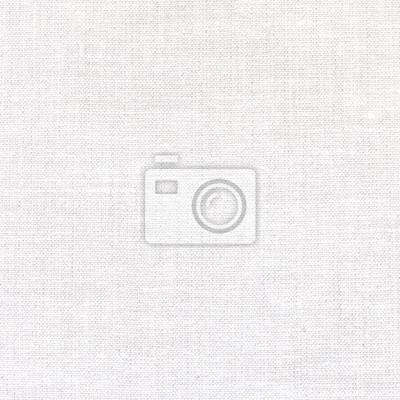 Bílé textilní pozadí.