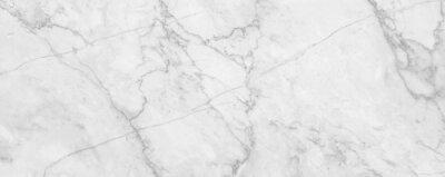 Nálepka Bílý mramor textury pozadí, abstraktní mramorové textury (přírodní vzory) pro design.
