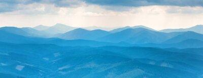 Nálepka Blue Mountains