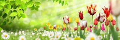 Nálepka Blumen 1030