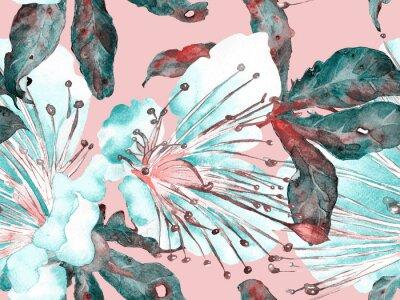 Nálepka Bold Floral Design.
